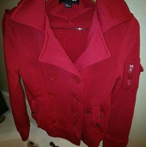 Forever 21 coat/sweater L/G